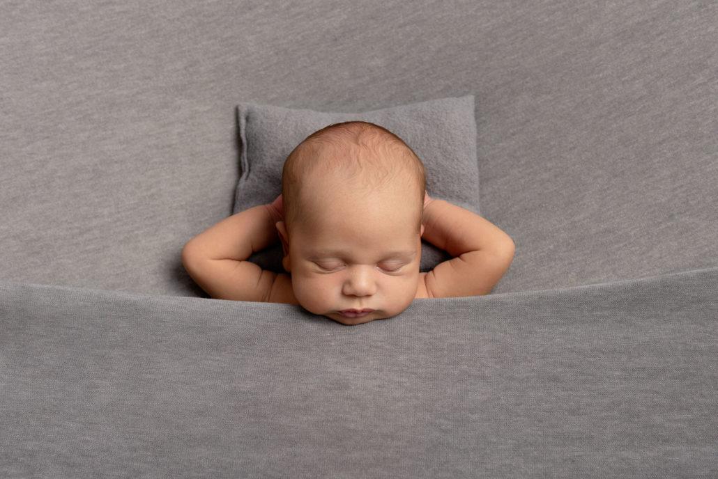 Newborn photography and the coronavirus